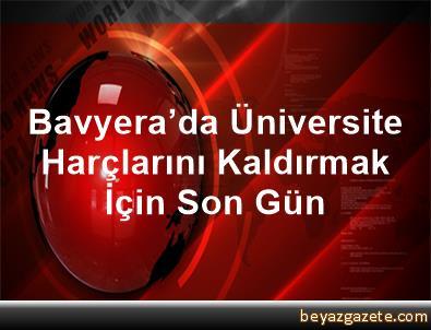 Bavyera'da Üniversite Harçlarını Kaldırmak İçin Son Gün