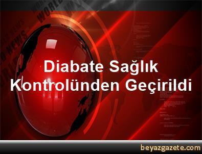 Diabate, Sağlık Kontrolünden Geçirildi