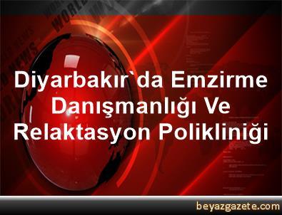 Diyarbakır'da Emzirme Danışmanlığı Ve Relaktasyon Polikliniği