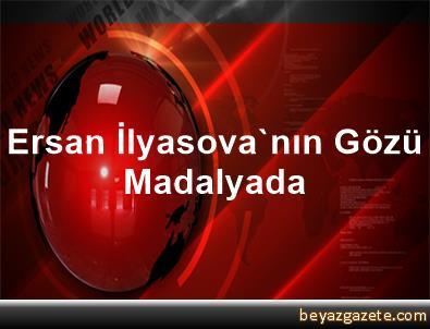 Ersan İlyasova'nın Gözü Madalyada