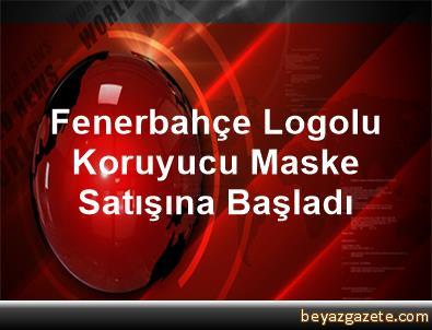 Fenerbahçe, Logolu Koruyucu Maske Satışına Başladı