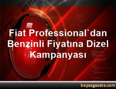 Fiat Professionaldan Benzinli Fiyatına Dizel Kampanyası Istanbul
