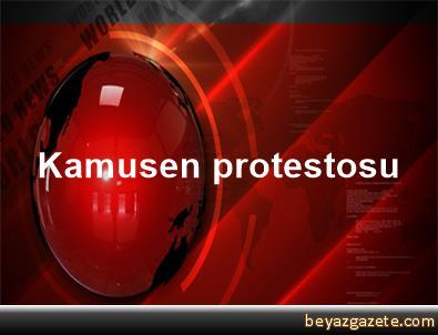 Kamusen protestosu