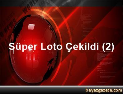 Süper Loto Çekildi (2)