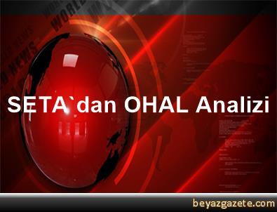 SETA'dan OHAL Analizi
