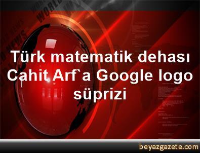 Türk Matematik Dehası Cahit Arfa Google Logo Süprizi