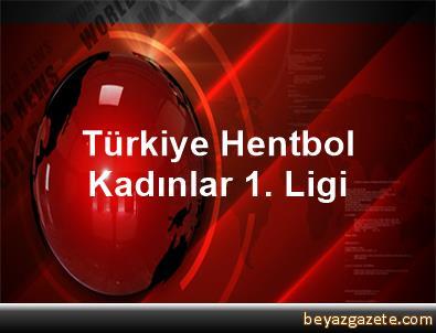 Türkiye Hentbol Kadınlar 1. Ligi
