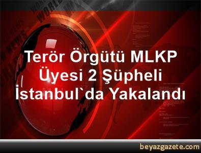 Terör Örgütü MLKP Üyesi 2 Şüpheli İstanbul'da Yakalandı