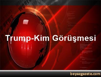 Trump-Kim Görüşmesi