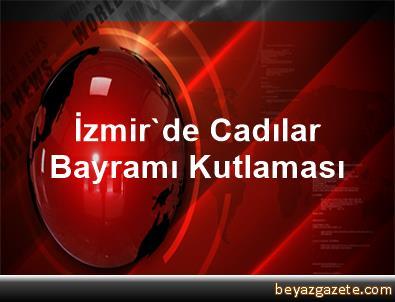 İzmir'de Cadılar Bayramı Kutlaması