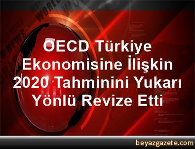 OECD, Türkiye Ekonomisine İlişkin 2020 Tahminini Yukarı Yönlü Revize Etti
